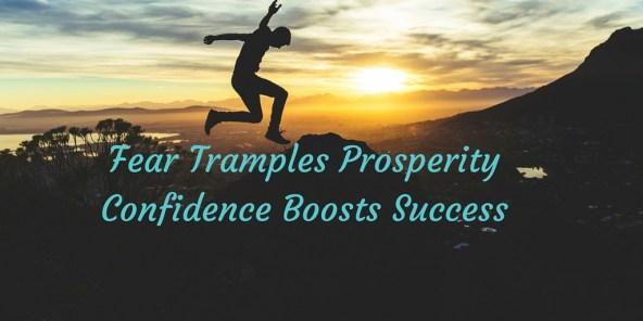 Confidence Boosts Success