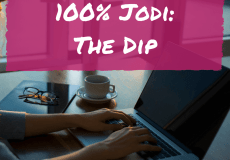 100% Jodi The Dip