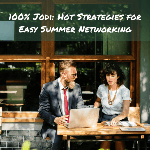 Easy summer networking