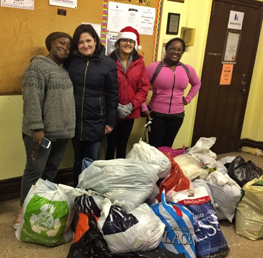2nd Annual Winter Drive 2017 Youth Winning Youth