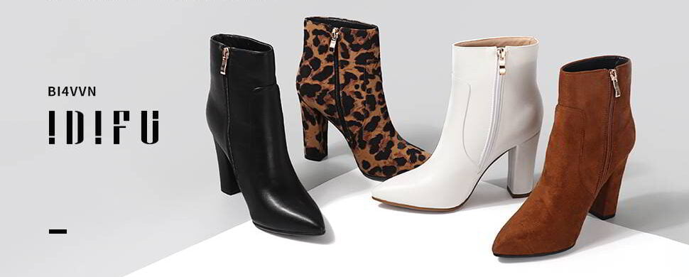 Comfy ankle boots 3