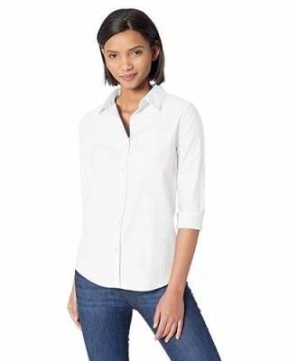 straightforward white shirt 2