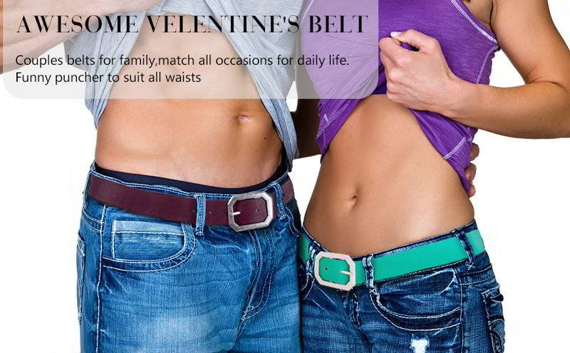 Kamos Beauty Reversible Leather Belt for Women