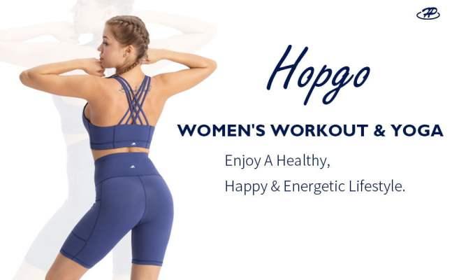 Hopgo Women Sports Bra