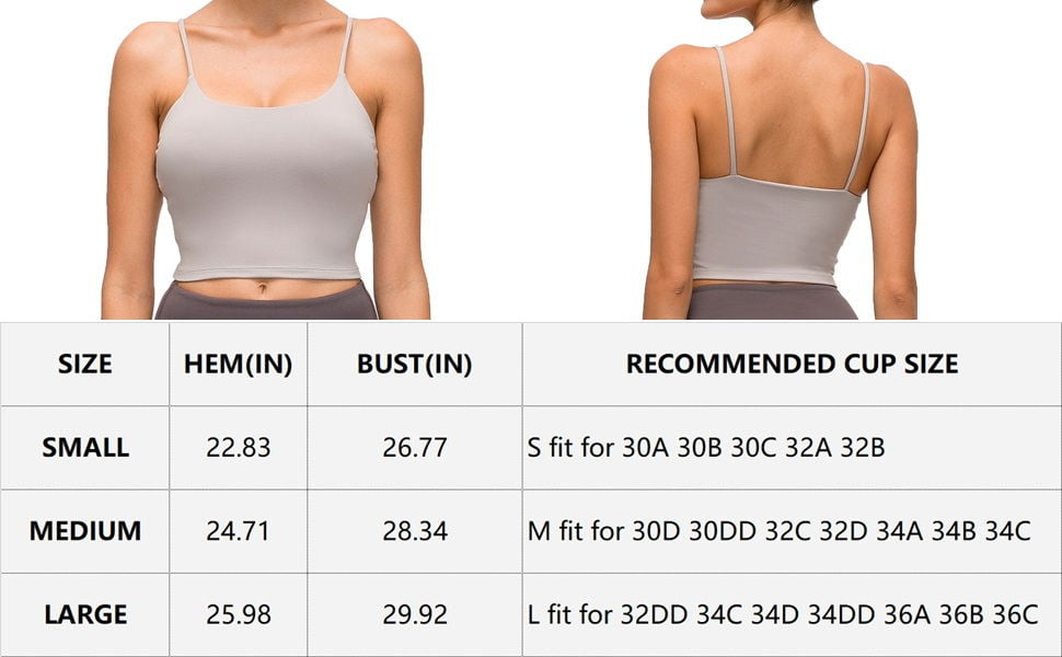 Lemedy Women Sports Bra 1