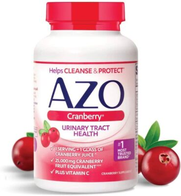 azo cranberry best probiotic