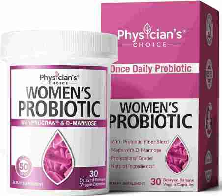 physicians choice womens probiotic