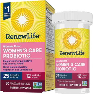 renewlife best probiotics for women