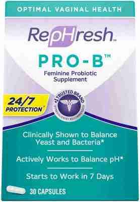rephresh probiotic