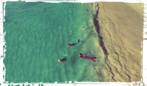 mermaids drone_WWLOR