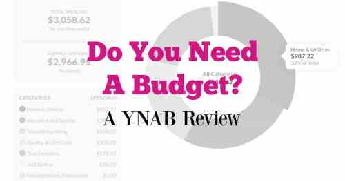 Do You Need A Budget? A YNAB Review