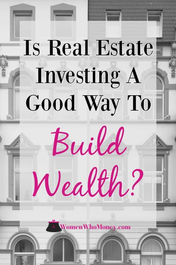 Investing in real estate can absolutely be a way to build wealth. In fact, depending on your threshold for risk and goals for retirement, real estate investing can be anywhere from a solid piece of your retirement portfolio to an aggressive opportunity to build quite a bit of wealth. #realestate #investing #investments #RE