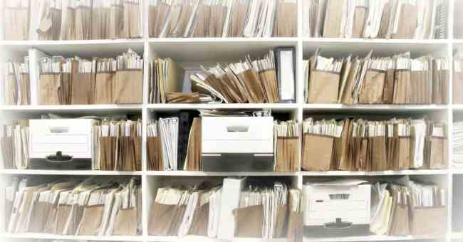 What Is The Best Way To Store Important Documents?