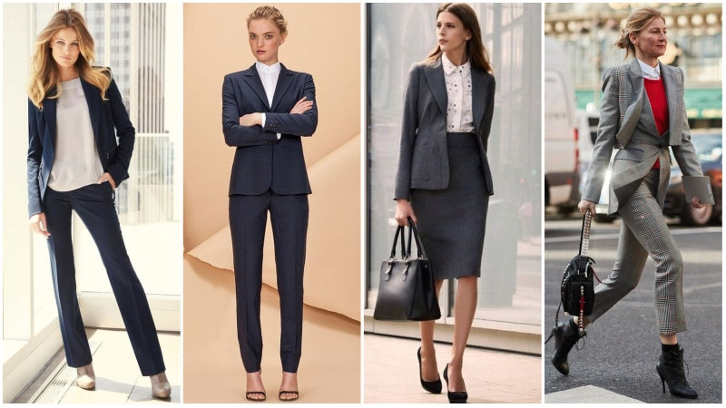 How To Wear Business Attire For Women Women Work Outfits