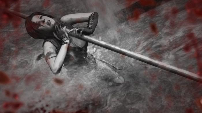 Oops. U OK Lara?