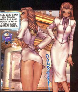 bad visual communication, Ghost in the Shell 2: man-machine interface manga comic, Young Magazine, Dark Horse Comics, 1991 -- 2003