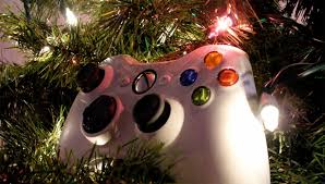 gaming gift guide banner christmas