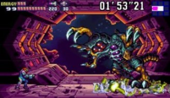 Metroid: Fusion offers some limited pixel spiders too.