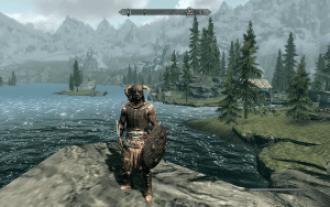Elder Scrolls V: Skyrim offers all sorts of horrors.