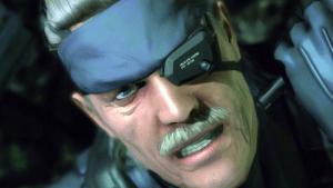 Snake - Konami Hideo Kojima