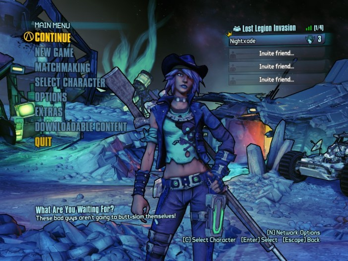 Borderlands The Pre-Sequel | Gearbox Software | 2K | October 14, 2014