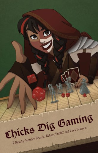 Chicks Dig Gaming, Mad Norwegian Press, 2014