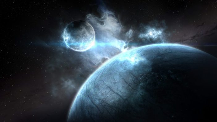 CCP Games: EVE Online (exoplanets)