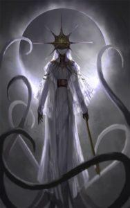 Darksun Gwyndolin by kzcjimmy