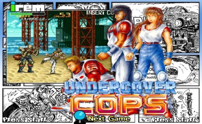 Undercover Cops, 1992, Irem, SNES
