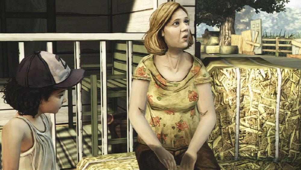 Katjaa/The Walking Dead: Season One/Telltale Games/2012