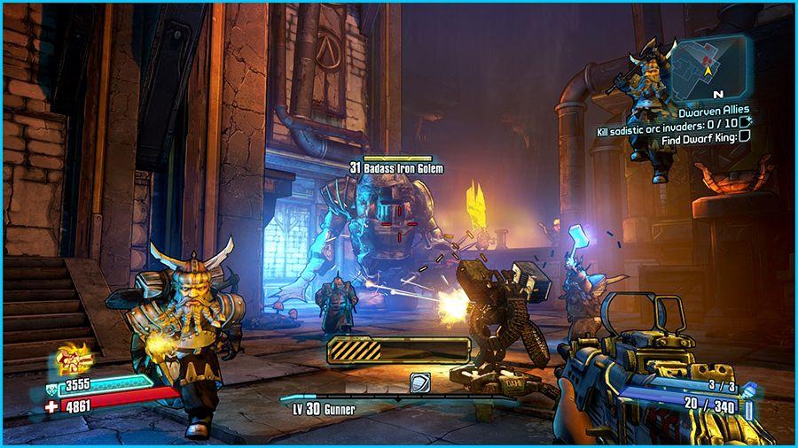 Borderlands 2, Gearbox Software, 2K Games, 2012