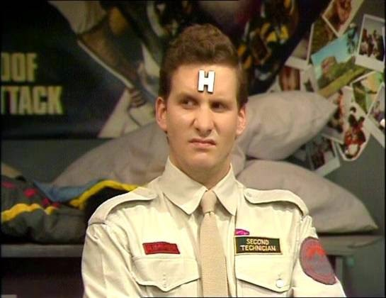 All The Things I Learnt About Red Dwarf By Reading Horny