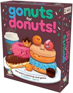 Gonuts for Donuts, Gamewright, 2017