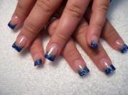 nail design acrylic