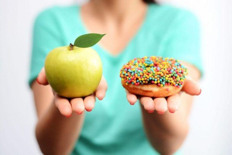 Волюметрическая диета для похудения
