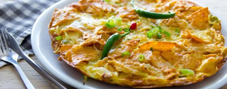 omlet tarifi