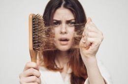 saç dökülmesi