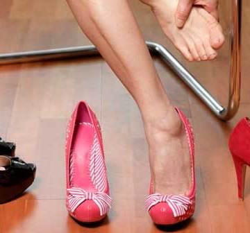 ayağınıza vuran ayakkabılar