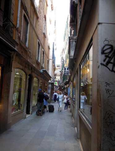 Venedig 35 Venedig Gassen 1