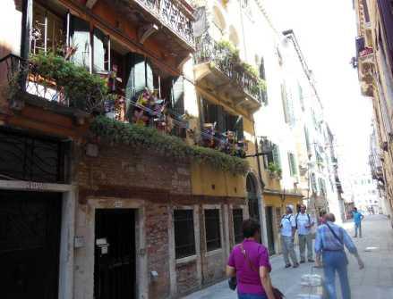 Venedig 35 Venedig Gassen 4
