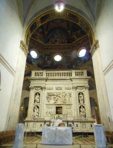 Loreto 3 Basilika vom Heiligen Haus