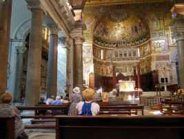 Rom 7 - Santa Maria in Trastevere 4