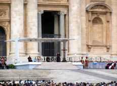 Rom - Vatikan 17 - Generalaudienz