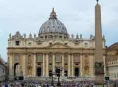 Rom - Vatikan 9 - Generalaudienz