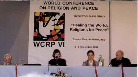 1994, WCRP