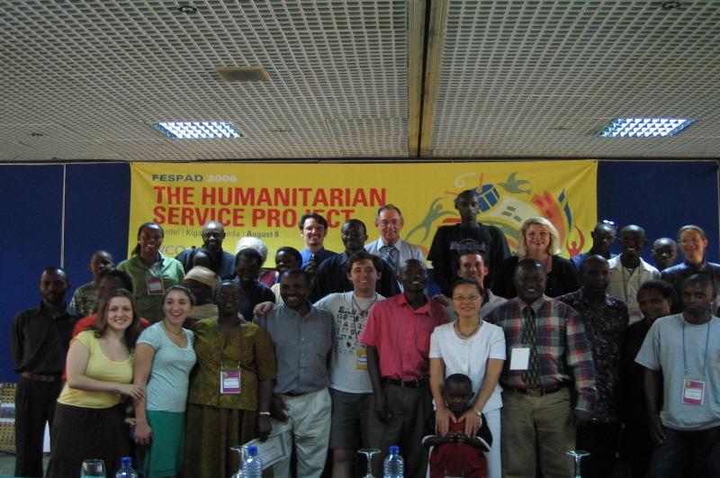Rwanda Program2006