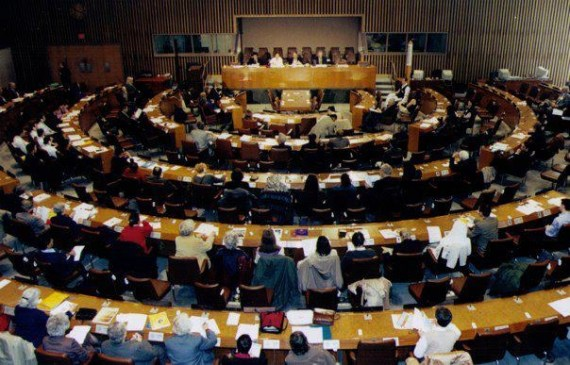 Universal Ethics Millennium Conference at the UN