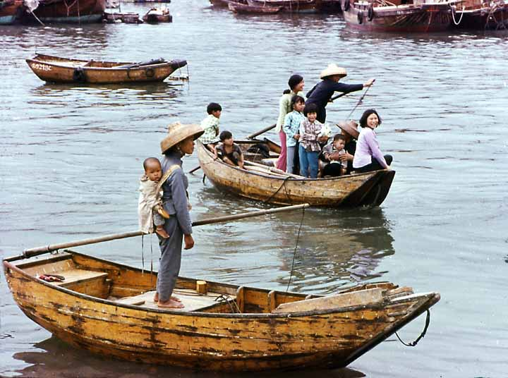Chinese boat people