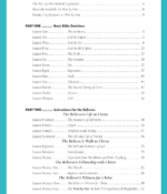 WBO English--Table of Contents