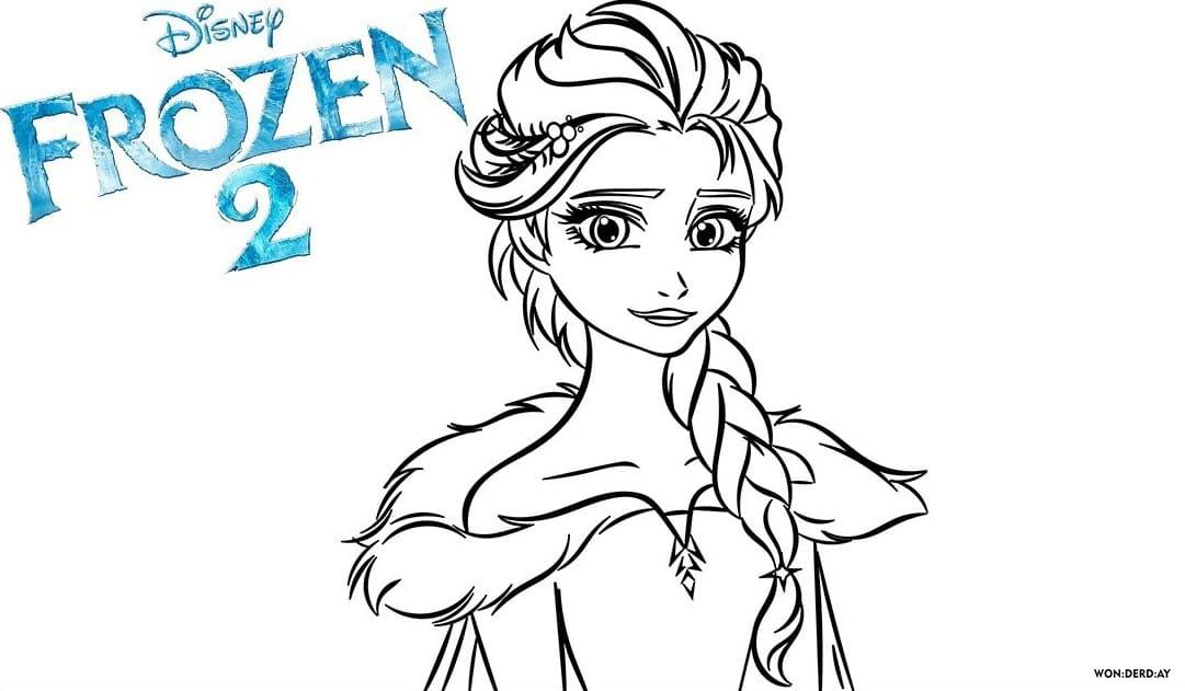 49+ Ausmalbilder Elsa Und Anna Kostenlos Ausdrucken